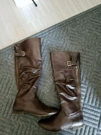 Spring boots. Size 6.5 Red Deer, T4R 0H8