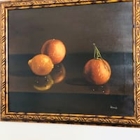 """Still Life Painting by Whitehall 20""""x 24"""" Woodland Park, 07424"""