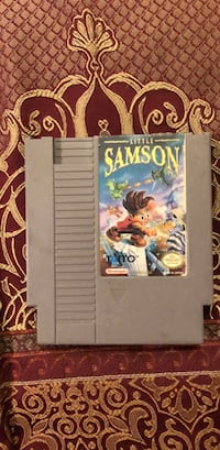 Little Samson for nes 230 mi