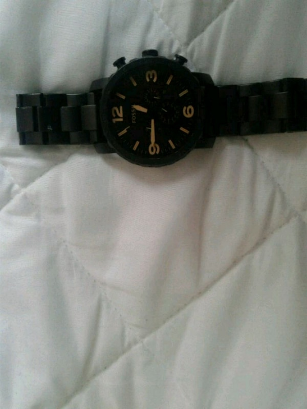 Fossil mens large face
