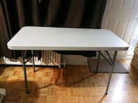 """4 foot (48"""") Folding Banquet Table"""