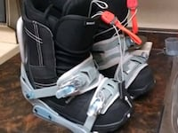 Brand new Burton boots n Ltd bindings Cambridge, N1R 3Z6