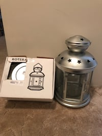 Large ikea lanterns