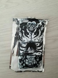 One Piece Luffy print iPhone etui