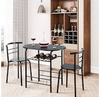 3 Piece Dining Table Set (Literally brand new!) Baltimore, 21202