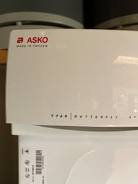 ASKO stackable washer and dryer (hypoallergenic) System. Albuquerque