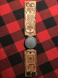 Leather stamping/crafting, gifts and projects....