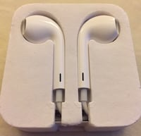 Genuine Apple earbuds - mint condition