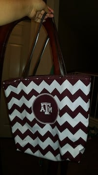 Texas A and M tote bag!  Pflugerville, 78660