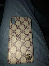 Brand new Gucci iPhone case/never used Ellensburg, 98926