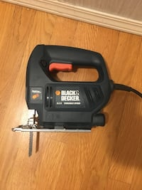Black and Decker Jogsaw
