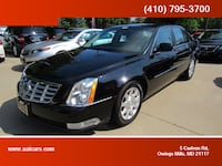 2010 Cadillac DTS for sale Owings Mills