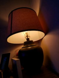 Large table lamp perfect condition Washington, 20010