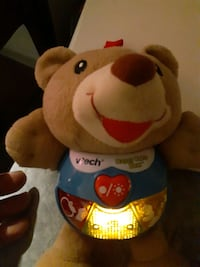 Happy lights bear plays over 35 songs and does other things Glen Burnie, 21061
