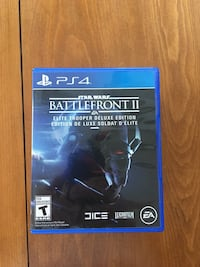 Battlefront 2 ps4 New Westminster, V3M 4C8