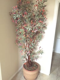 Artificial Olive Tree with Ceramic pot Henderson