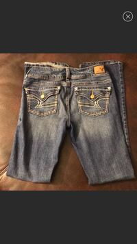 blue-washed True Religion denim bottoms Huntsville, 35801