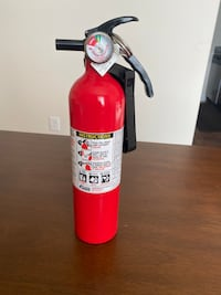 Multi Purpose Fire Extinguisher for Home/ office/ car/ work station
