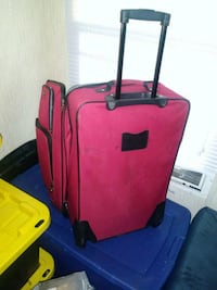 This was only used once red suit case  Faison, 28341