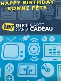 Best Buy gift card Edmonton, T5E 2T3