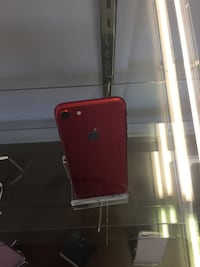 iPhone 7 RED UNLOCKED 128 GB