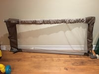Evenflo soft and wide *pressure mounted* baby gate Brampton, L6X 5A7