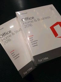 Microsoft Office 2016 for Mac  Mississauga, L5N 3W7