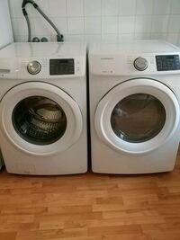 Washer and dryer with 4 year extended warranty Montreal, H4C