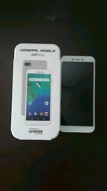 GENERAL MOBILE 9 GO