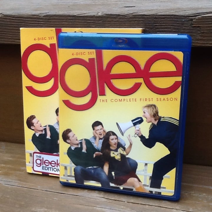 Glee - The Complete First Season - 4 DVDs - Like New