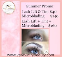 Microblading and Lash Lift & Tint Services Mississauga