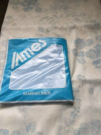 Shower curtain & NEW liner, $6 Wilkes Barre, 18705