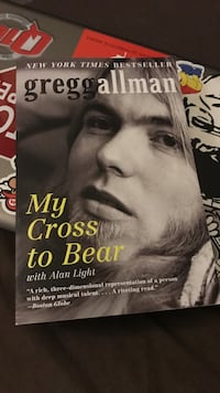 My Cross to Bear - Gregg Allman biography