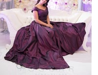Purple jovani dress Wesley Chapel, 33544