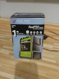 Dual Pro RealPro Series battery charger box Quinte West, K0K 2C0