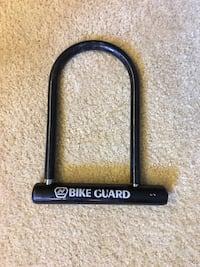 Bike guard U-lock Coquitlam, V3K 3G2