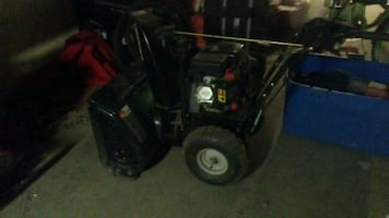 Snowtek snowblower