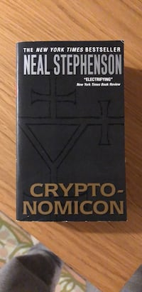 Cryptonomicon. Neil Stephenson Barcelona, 08003