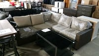 Sunbrella patio sectional  Mississauga, L4X 1R1