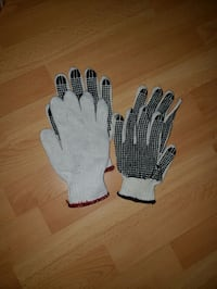 Work gloves with grip for sale in all size Toronto, M1B 2S4