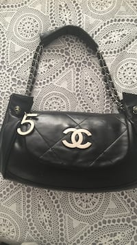 CHANEL CLASSIC VINTAGE BEAUTIFUL USED  EVENING PURSE