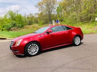 2011 Cadillac CTS Coupe 2dr Cpe AWD Delran, 08075