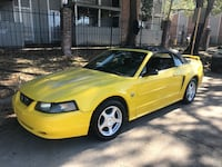2004 Ford Mustang 3.9 Deluxe Houston