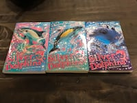 Silver Dolphin books by Summer Waters Vaughan, L4J 6N2