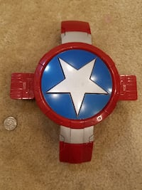 Marvel Avengers Captain America Shield Springfield