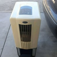 white and black portable air cooler Los Angeles, 90731