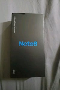 Galaxy note 8 Box Only!! Jackson, 39272