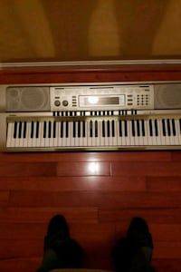 CASIO KEYBOARD/piano with stand model WK200 Bowie, 20721