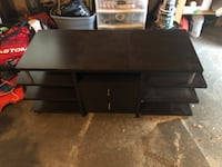 Wooden tv stand with drawers  Edmonton, T5W 0T7