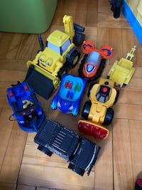 Trucks, Water Crafts & Cars (7 in total) Pickering, L1V